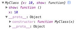prototypeを使用しない例